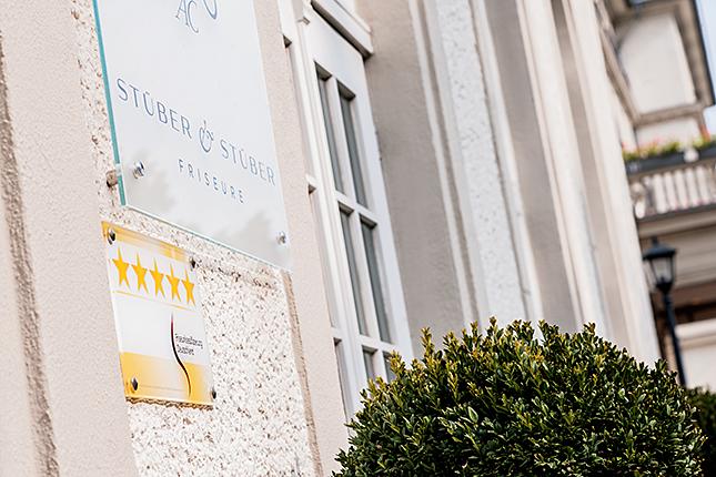 Stüber & Stüber Friseure im Aachener Quellenhof